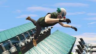 ซัมเมอร์ช็อตซ้ำซ้อนกระแทกจิต (GTA 5 Online)