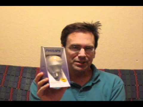 Philips LED light bulb review