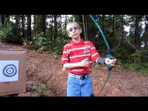 Bear Scout Bow Review - Kids Compound Bow