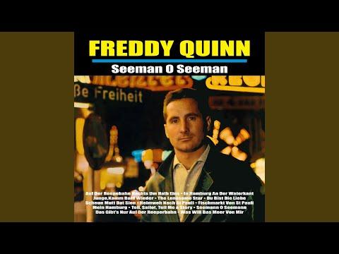 Freddy Quinn - Das Gibts Nur Auf Der Reeperbahn Bei Nacht