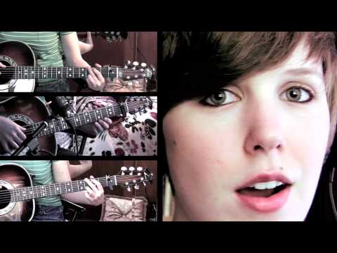Nataly Dawn singing Book of Love, by The Magnetic Fields