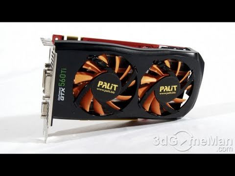 Asus geforce gtx 560 ti directcuii top