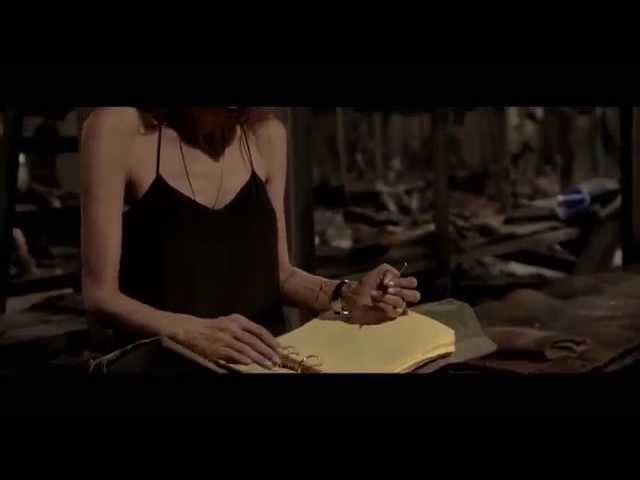 Angelina Jolie dirige Unbroken (sottotitoli in italiano)