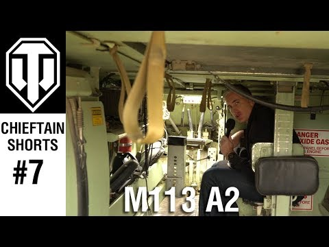 Title Chieftain Shorts #7 – M113A2