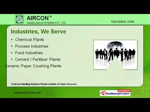 Dust Pollution Control Systems by Aircon Handling Systems Private Limited Bengaluru