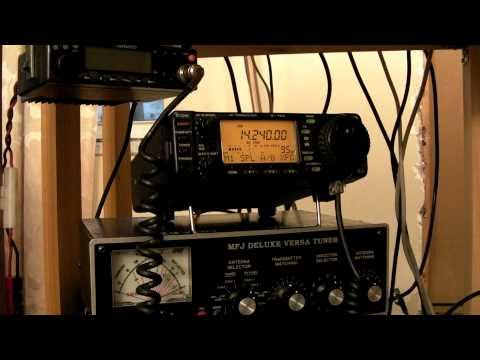 Some interesting story heard on the ham radio on 20 meters