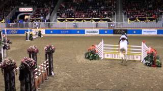 Onisha and Reed Kessler International Jumper at The Royal