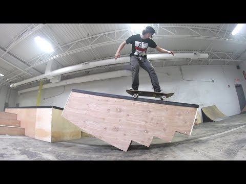 Teeter Totter Grind Of Death! / Warehouse Wednesday