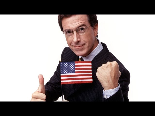 Why We'll Miss The Colbert Report - Channel Surfing Podcast