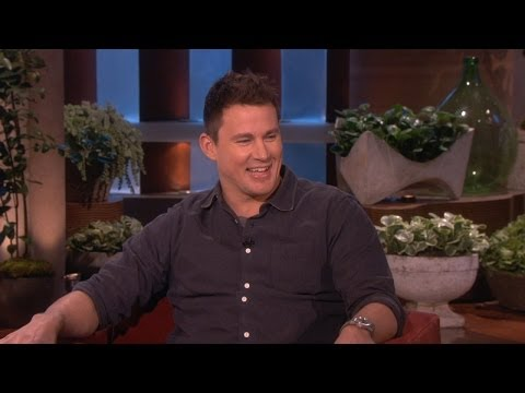 Channing Tatum on His Daughter