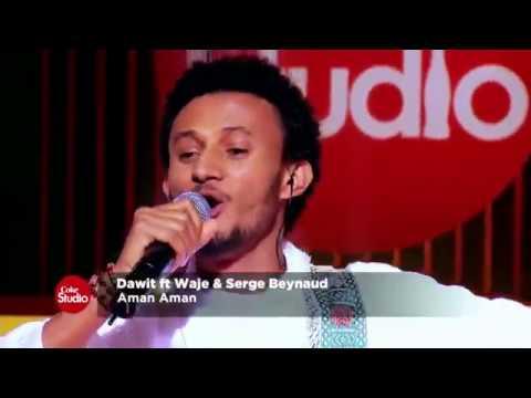 Dawit Tsige sings - Aman Aman :   (Coke Studio Africa)