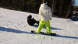 Snowboard - fail edit