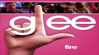 Fire (Glee Cast Version) [feat. Kristin Chenoweth]