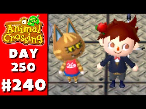 Animal Crossing: New Leaf - Part 240 - Valentine's Day (Nintendo 3DS Gameplay Walkthrough Day 250)