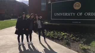 Kansai Students in Oregon
