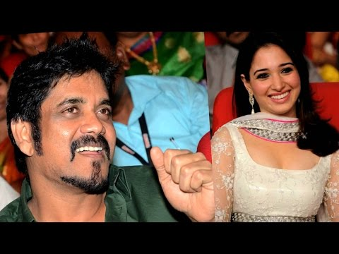 Nagarjuna 'Hot' Comments On Tamanna ...