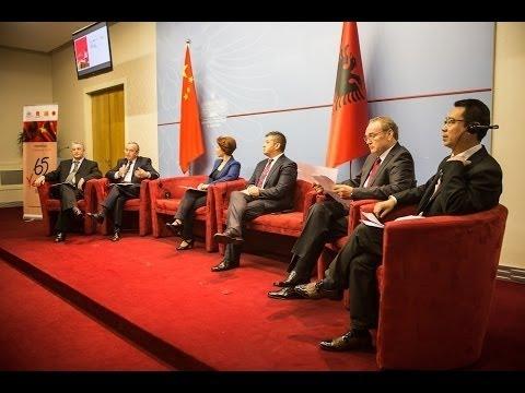 A1 Report - 65 Vjet Shqipëri-kinë, Bushati: Ura Të Reja Për Një Bashkëpunim Rajonal video