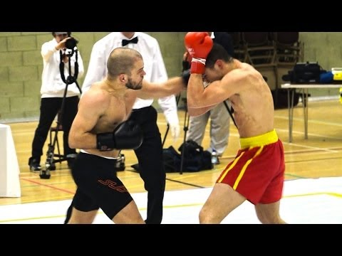 BCCMA Sanshou Fight Night Highlights Image 1