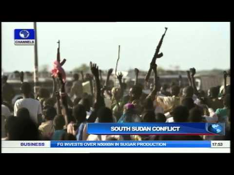 South Sudan Conflict: Women Propose Sex Strike For Peace