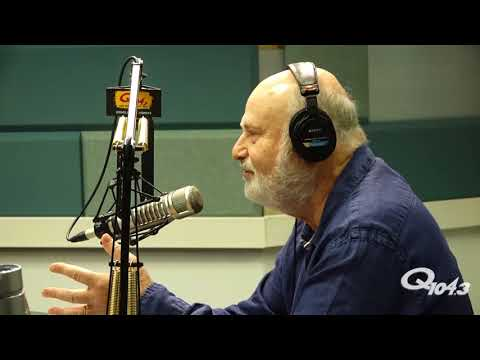 Rob Reiner Talks New Film 'Shock And Awe' & His Connection To Members Of The Doors