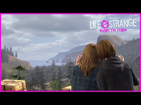 Life Is Strange: Before the Storm First Gameplay [PEGI]