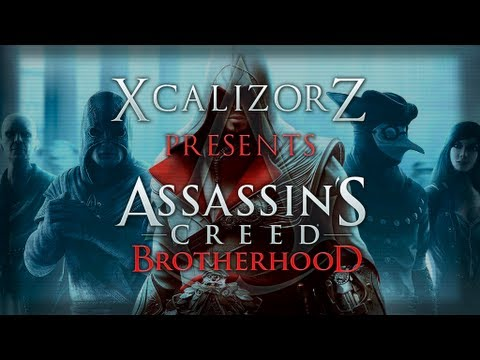 Who's Down For Pancakes? - Assassin's Creed Brotherhood Playthrough pt.35