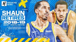 Shaun Livingston Announced His Retirement! VERY BEST Highlights from 2018-19 NBA Season!