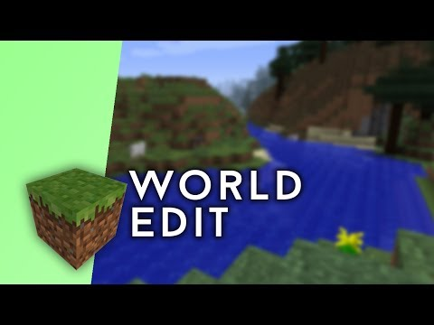 MineCraft Server - WorldEdit