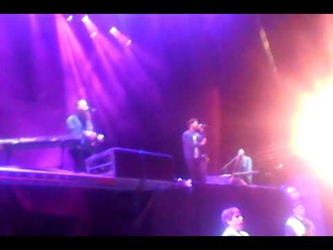 Capital Cities -Nothing Compares to you Festival BUE 2016