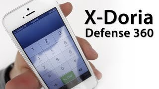 [Review] X-Doria Defense 360 Super Thin Transparent iPhone 5 Case