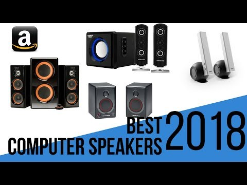 10 Best Computer Speakers 2018 | Top 10 Pc Speakers for Gaming and Multimedia