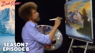 Bob Ross - Mountain Splendor (Season 7 Episode 8)