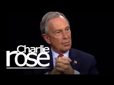Charlie Rose - Mayor Michael Bloomberg