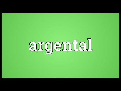 Header of argental