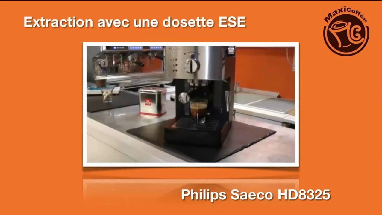 Saeco Philips Hd8325