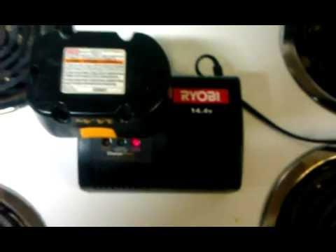 Ryobi 14.4 volt batteries