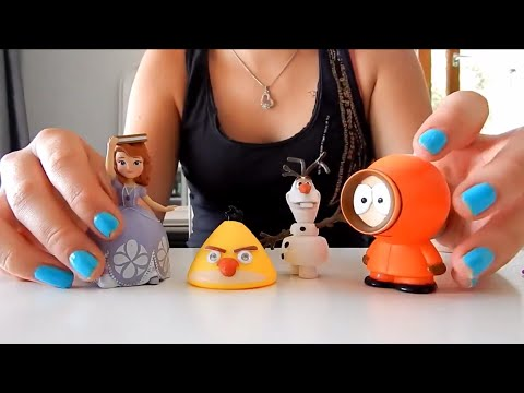 Play Doh Surprise Eggs - Frozen, Sofia The First & Angry Birds | Kids Toys
