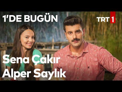 1'de Bugün - Kalk Gidelim / Alper Saylık ve Sena Çakır (31 Mart 2018)