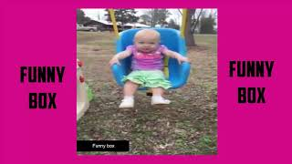 Funniest Babies Playing Outdoor Moments - Funny Fails Baby Video