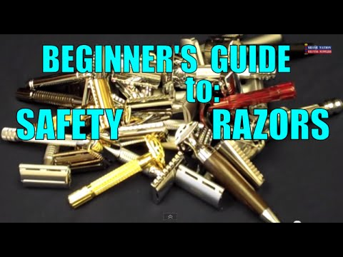 Beginner s Guide To Safety Razor Shaving by Geofatboy from Shave Nation Shaving Supplies