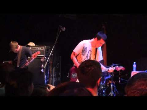 Balance and Composure - Stone Hands (Live)