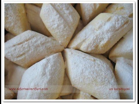 Курабье. Песочное печенье