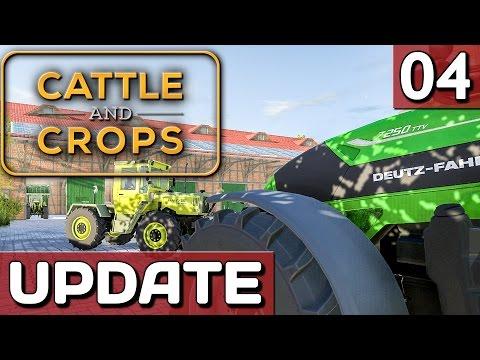 Cattle And Crops UPDATE #04 Marken, Tiere und der Hof bei Tag [deutsch]