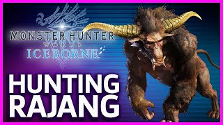 Hunting Rajang, Monster Hunter World: Iceborne's Next DLC Monster