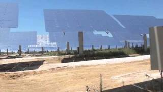 Gemasolar - The World's First Baseload (24/7) Solar Power Plant