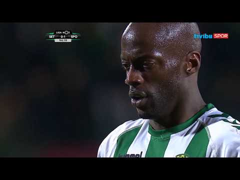 Portekiz Ligi 19. hafta   Vitoria Setubal 1 - 1 Sporting