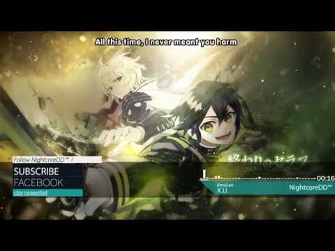 ▶Nightcore - X.U. (English Ver)