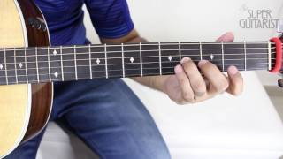 Nalone pongenu - Intro Lead guitar full lesson - Surya Son of Krishnan