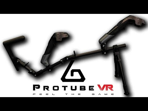 Hold it like a PRO... ProTubeVR - Controller mount for the HTC Vive