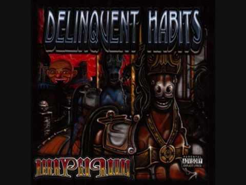 Delinquent Habits - Midnite Spin